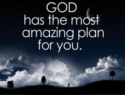 Gods amazing plan