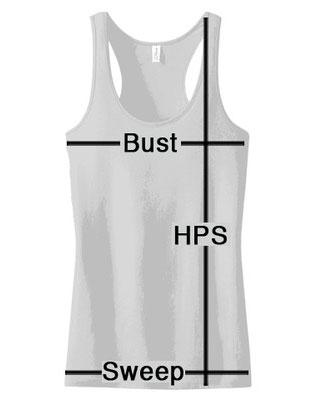 ladies-tank-chart